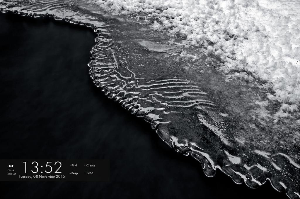 Black Sand UI by SebHolm91
