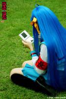 Konata Izumi - Lucky Star by farizasuka