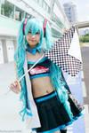 RQ Miku - Ready to Race? by farizasuka