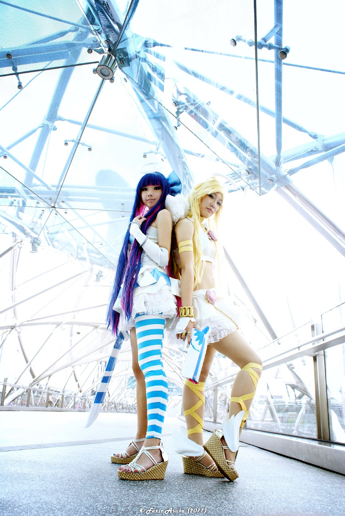 Panty and Stocking: We Are Angels by farizasuka