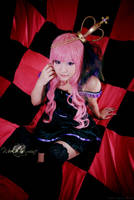 World is Mine - Megurine Luka by farizasuka