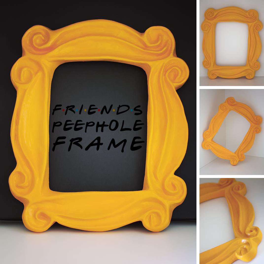 Famous Friends Frame Vignette - Ideas de Marcos - lamegapromo.info