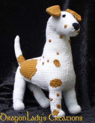 Jack Russell Terrier - Original Design by DragonLady317