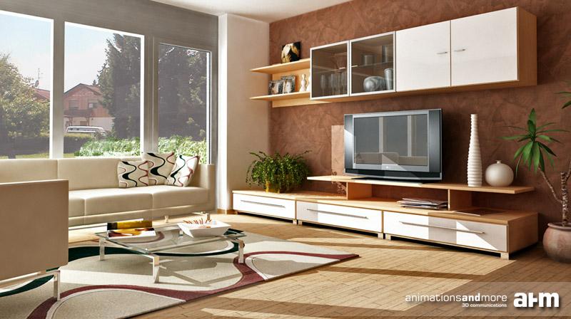 Living room by jonoPorter