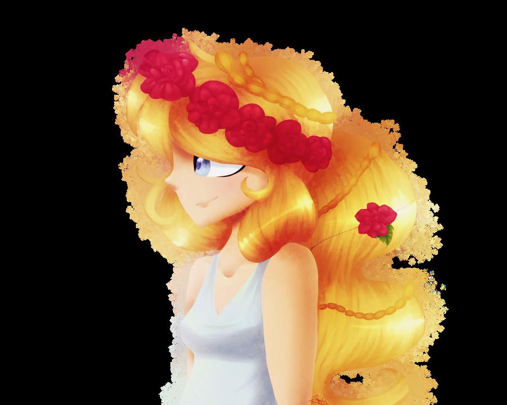 Like petals by SophiaKawaii