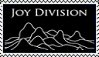Joy Division stamp by FenrirSleeps