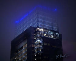 Gotham City Nights by barefootphotography