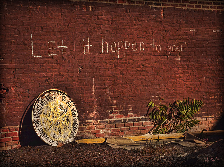 Let it Happen by barefootphotography