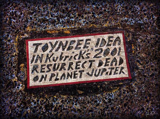 Toynbee Idea (9th and Market)