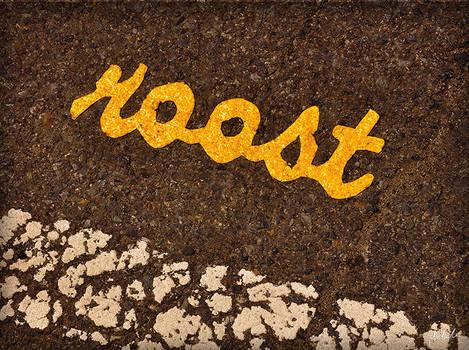Stikman Says 'Roost'