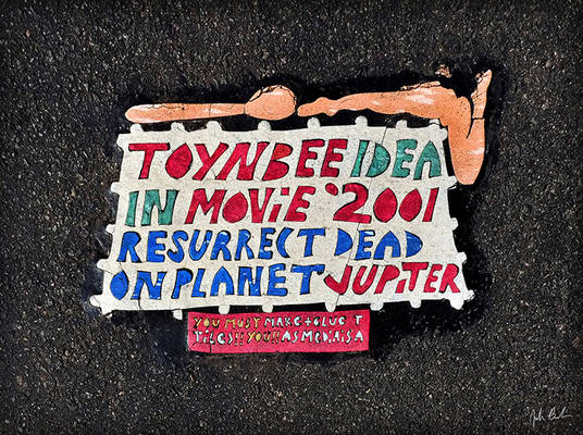 Toynbee Idea (36th and Chestnut)