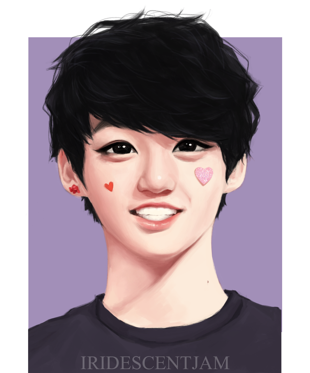 Happy Jungkook Day By Iridescentjam On Deviantart