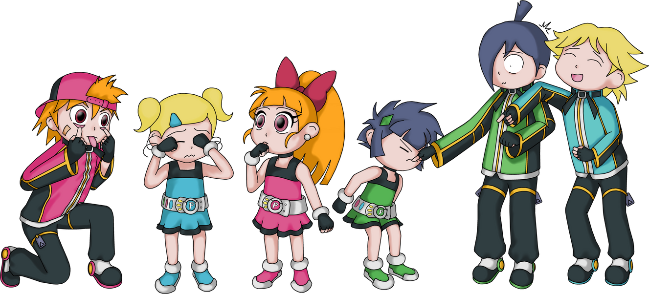 Ppgz Kids By Collector01 On Deviantart