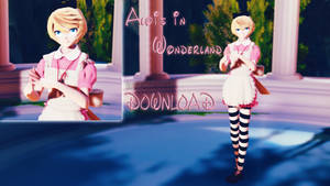 [ MMD ] Alois in wonderland DOWNLOAD by Cieeel