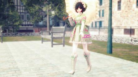 [ MMD ] Sieglinde random outfit