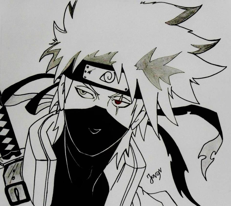 sharingan copycat ninja kakashi by devil3j on DeviantArt