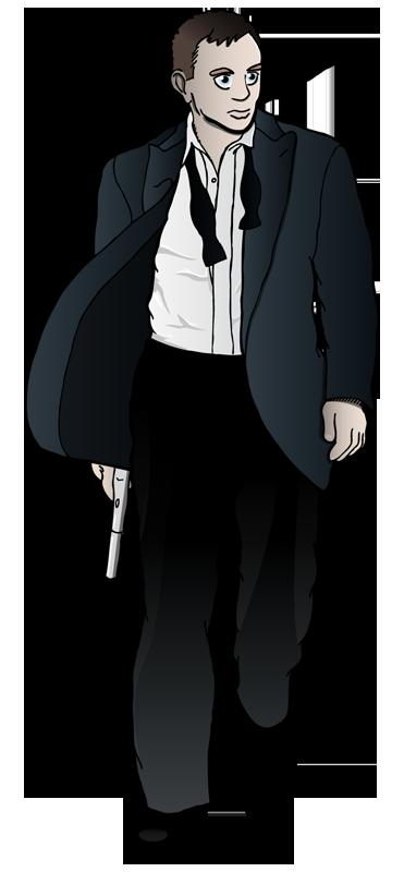 James Bond Casino Royale By Reigneous On Deviantart