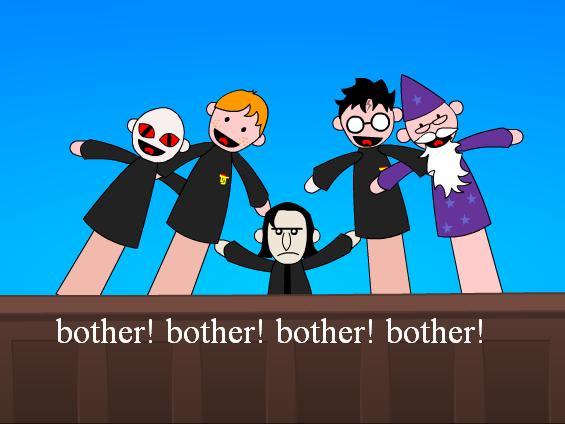 Harry Potter Puppet Pals FanArt by Buehring on DeviantArt