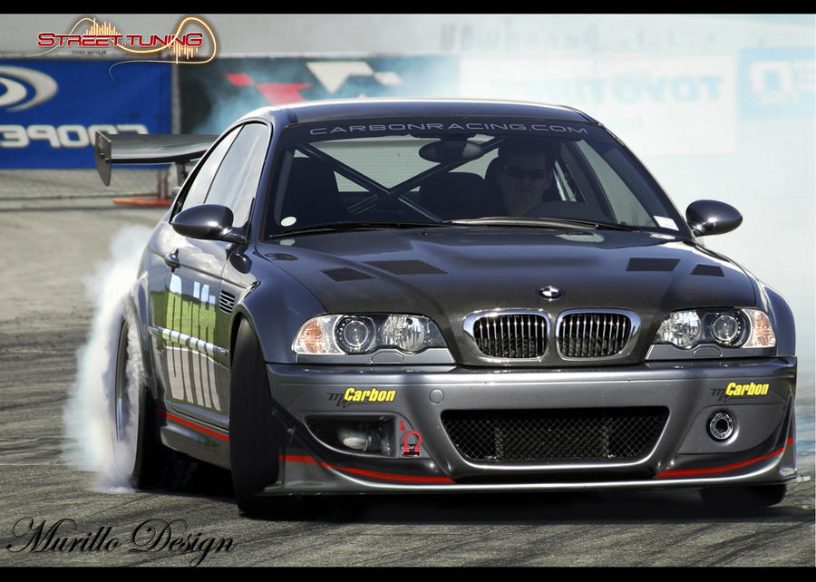 BMW M3 Drift by MurilloDesign on deviantART