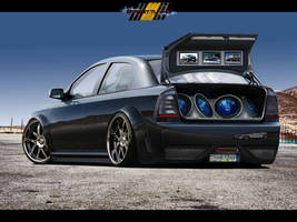 Chevrolet Astra by MurilloDesign
