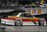 Nissan Silvia S13 Drift Style