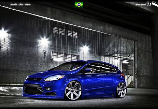 Ford Focus WTB'10