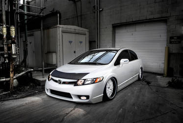 Honda New Civic Si by MurilloDesign
