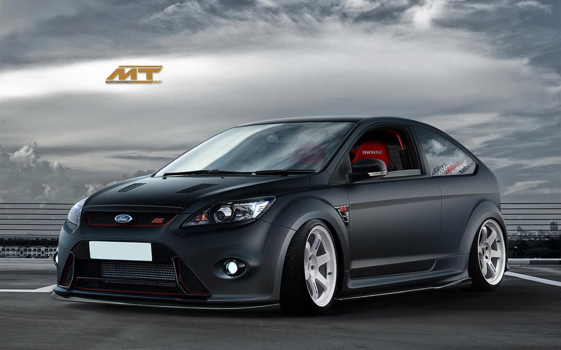 Ford Focus RS by MurilloDesign