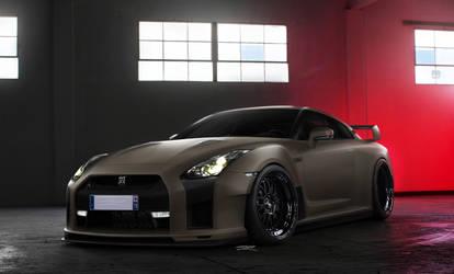 Nissan GT-R - 2CBVT by MurilloDesign