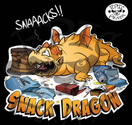 Snack Dragon - Epic Panda