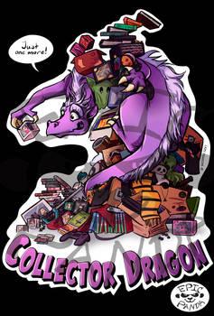 Collector Dragon - Epic Panda