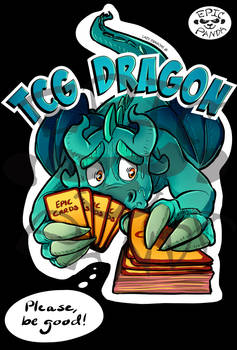 TCG Dragon - Epic Panda