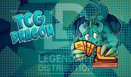 TCG Dragon Playmat