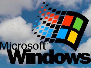 Microsoft Windows Logo [1] !