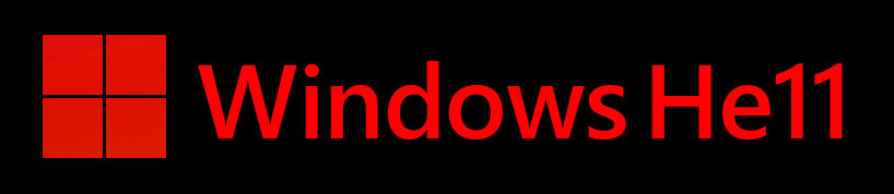 Windows He11 !