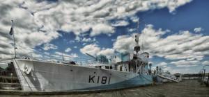 HMCS Sackville by Shawna Mac