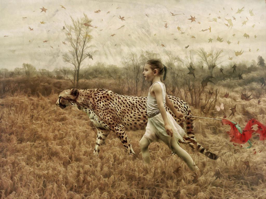 Wild Girl by Shawna Mac by ShawnaMac