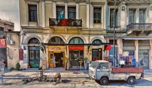 Ermou Athens Greece
