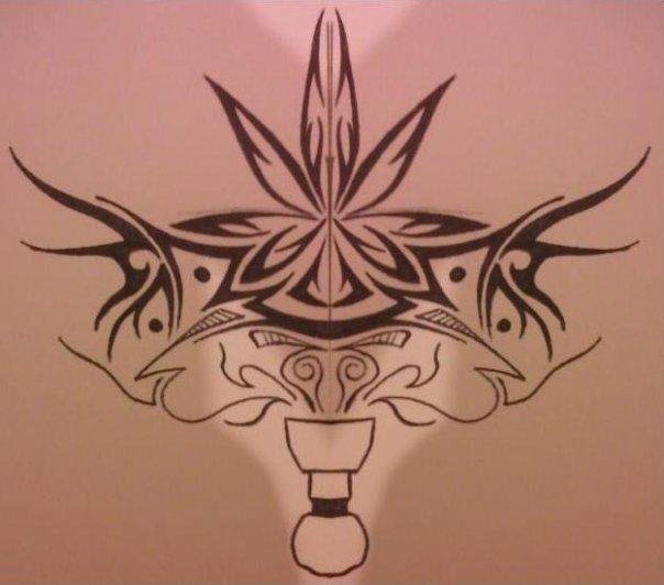 Tribal Marajoara Tattoos
