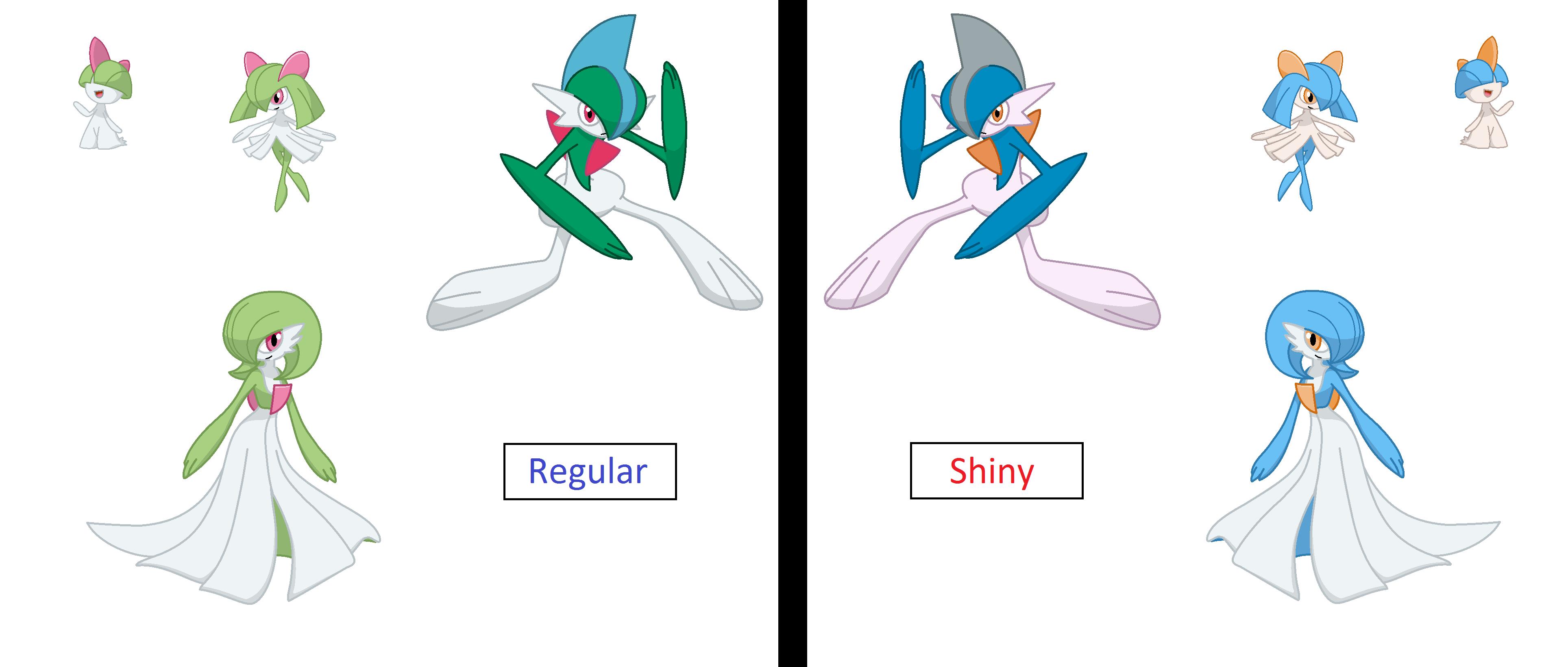Pokemon Shiny Ralts Images | Pokemon Images