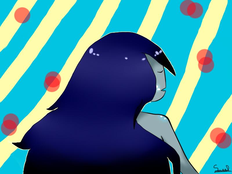 Marceline by YhusNadiaSusel