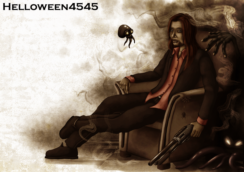 Helloween4545 by Lazy-a-Ile