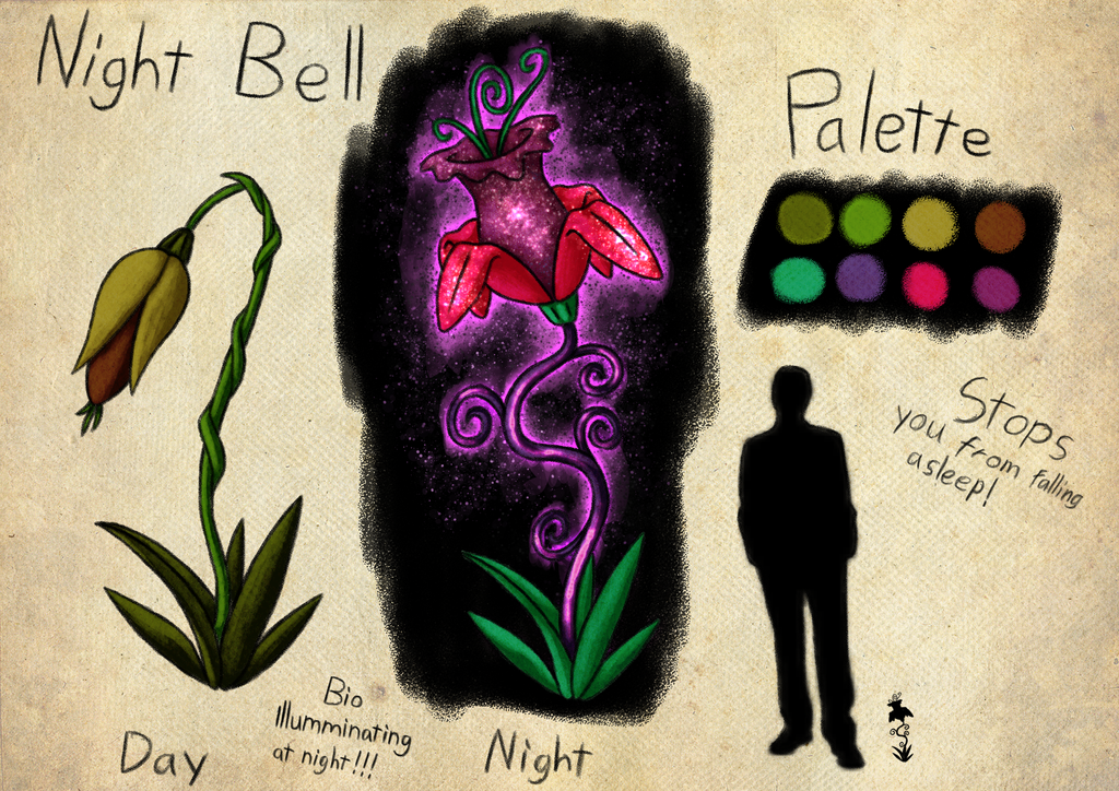Espial World Design Challenge: Night Bell by Lazy-a-Ile