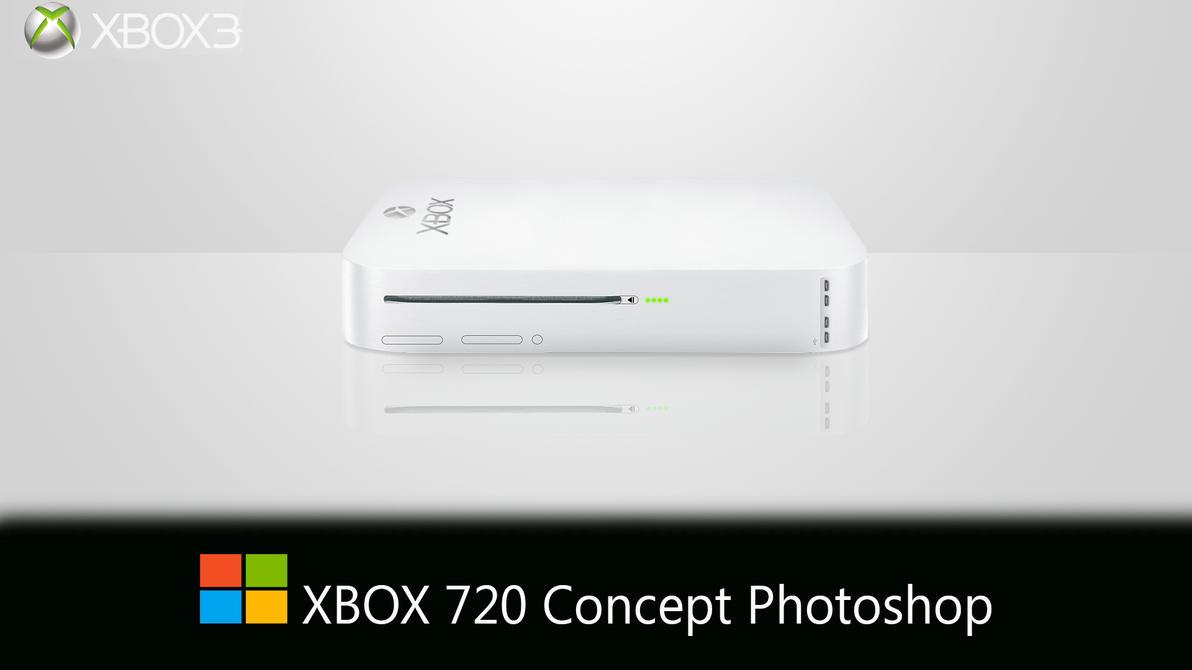 xbox 720 (link in description) by 9-Breaker
