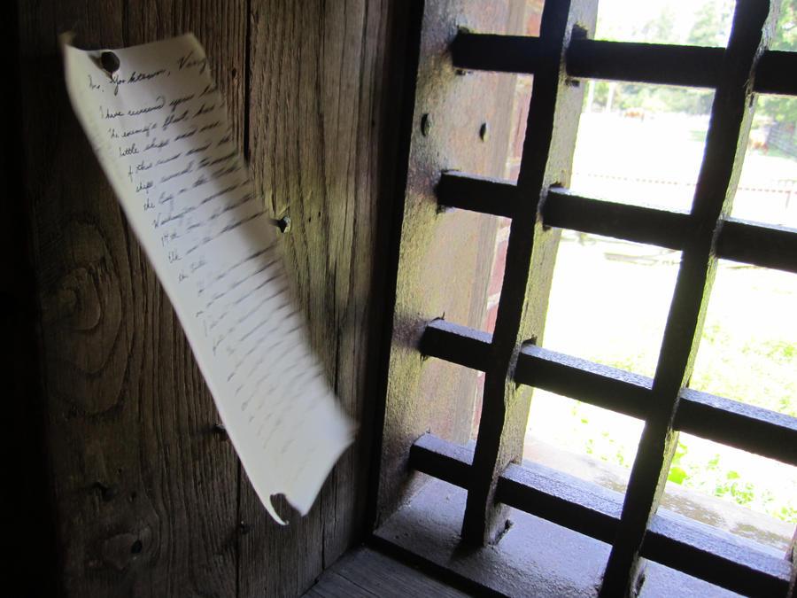 Letter by JettRose17