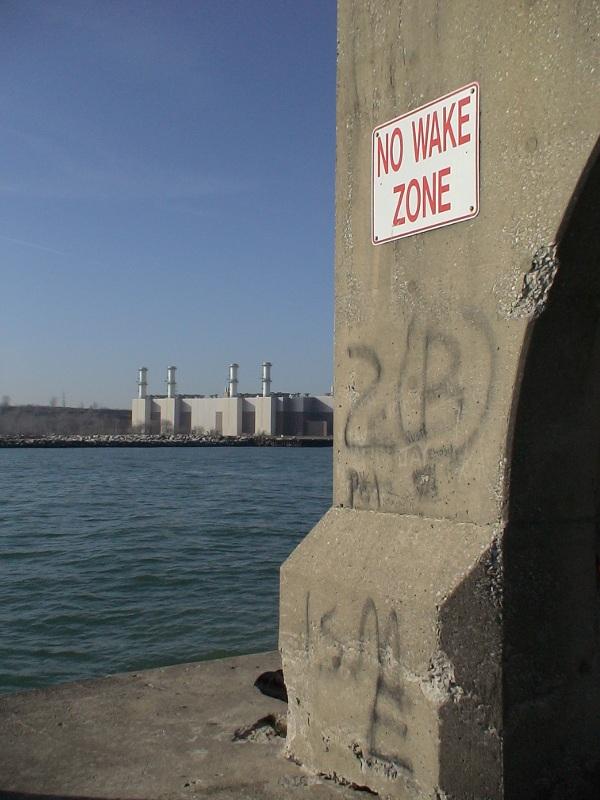 No Wake Zone by Yarrum