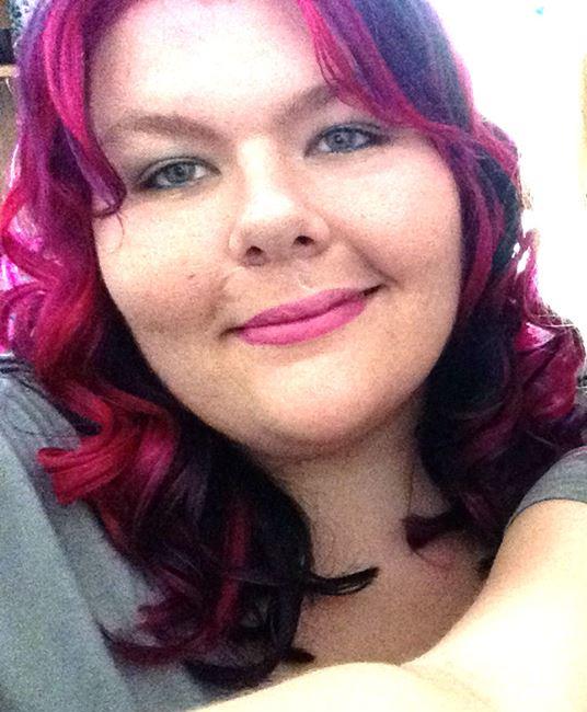My new hair by daydaygurl