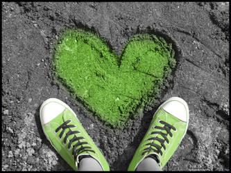 GREEN by SenselessDot