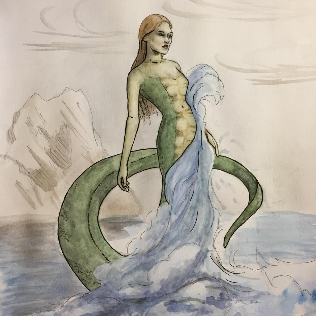 Serpentmaid