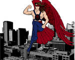 Red Eagle 2 by PMD-Warrior